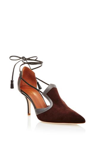 Medium malone souliers brown haji sandal 3