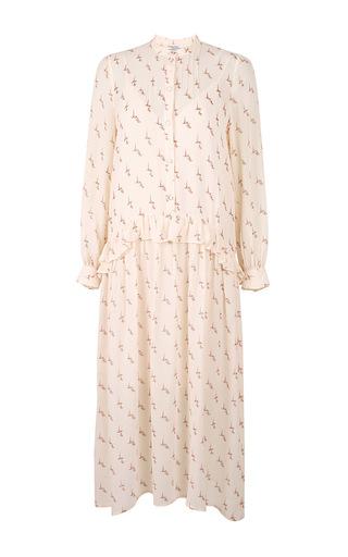 Medium baum und pferdgarten floral alis dress