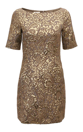Medium baum und pferdgarten gold alexandra dress