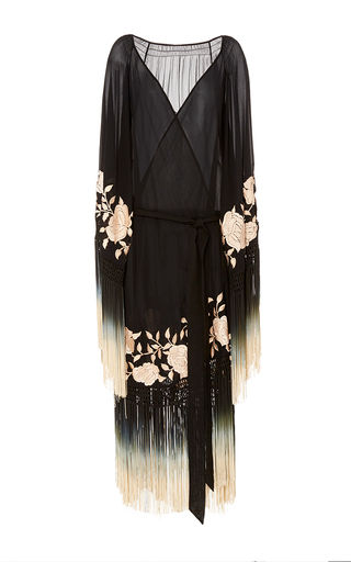 Medium talitha black rose ombre myra wrap