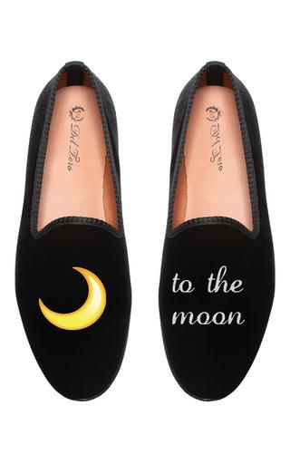 Medium del toro black to the moon flats