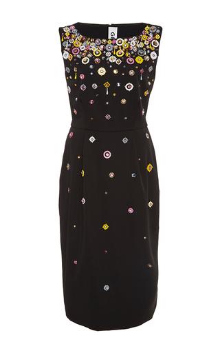 Medium gem black lampoon sleeveless dress