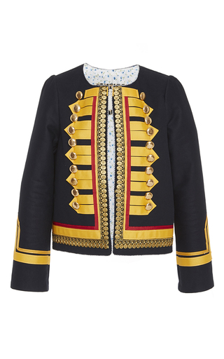 Medium alix of bohemia navy the eloise jacket