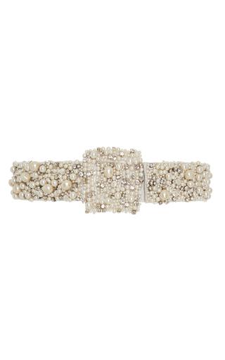 Medium vera wang ivory the waverly belt