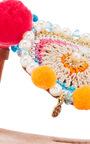 Paprika Sandal by ALAMEDA TURQUESA Now Available on Moda Operandi