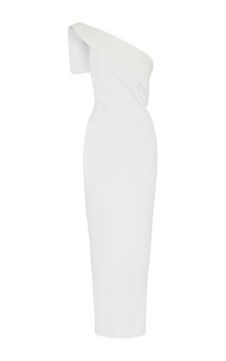 Medium maticevski white elopement gown