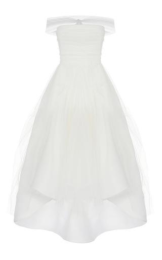 Medium maticevski white dream gown