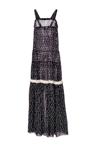 Medium lemlem print lula maxi dress
