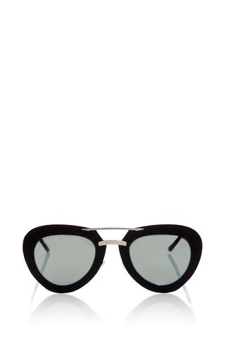 Medium quattrocento black rustier sunglasses