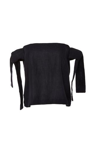 Medium sir the label black kobi strapless top