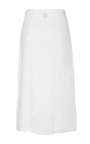 White Brooke Wrap Skirt by SIR THE LABEL Now Available on Moda Operandi