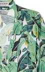 Banana Leaf Robe by MASINI & CHERN Now Available on Moda Operandi