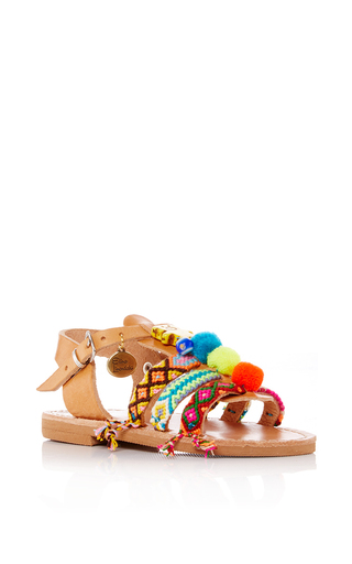Medium elina linardaki multi children s abu decorated sandal