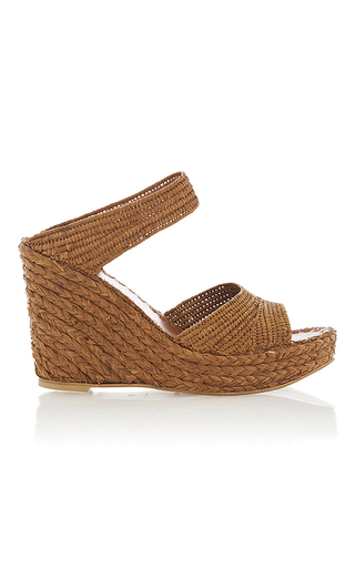 Medium carrie forbes brown aicha wedges 4