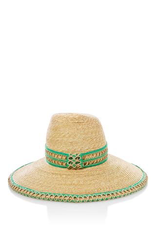 The Stephanie Hat  by LD CAREY Now Available on Moda Operandi