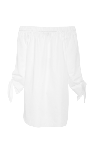 Off The Shoulder Top by TIBI Now Available on Moda Operandi
