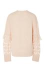 Naomi Fringe Sweater by TANYA TAYLOR Now Available on Moda Operandi