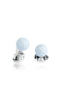 Golf Ball Cuff Links by DEAKIN & FRANCIS Now Available on Moda Operandi
