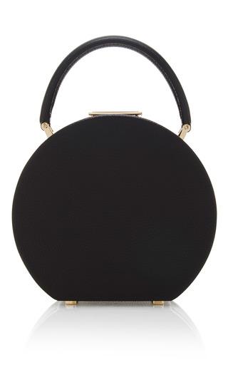 Medium bu wood black 14cm black bumi bag