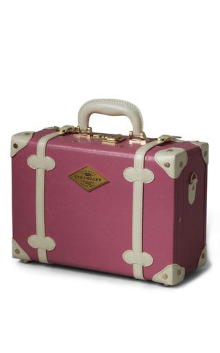 Medium steamline luggage pink the entrepreneur briefcase