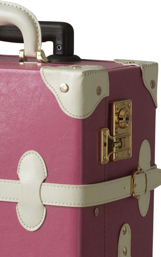 The Entrepreneur Stowaway  by STEAMLINE LUGGAGE Now Available on Moda Operandi