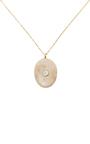 Fantomas Stone Necklace by CVC STONES Now Available on Moda Operandi