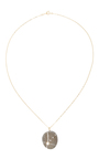 Arethena Stone Necklace by CVC STONES Now Available on Moda Operandi
