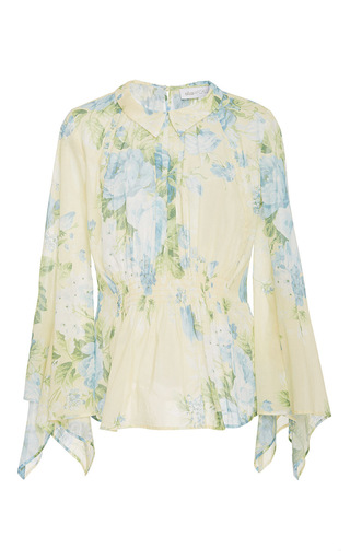 Medium alice mccall floral love on top blouse