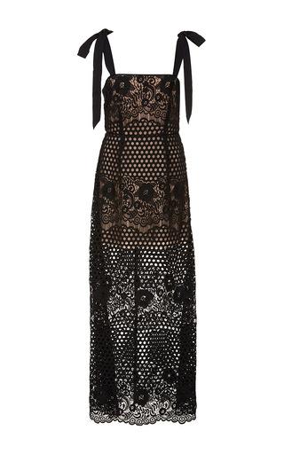 Medium alice mccall black black secret lover dress