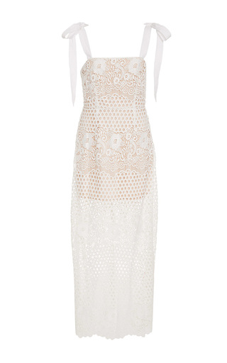 Medium alice mccall white white secret lover dress