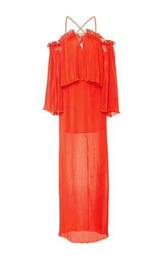 Medium alice mccall red liberty dress