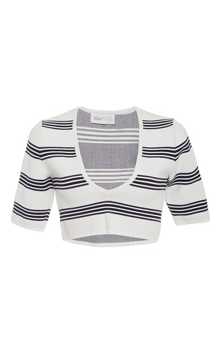 Medium alice mccall stripe one last time top