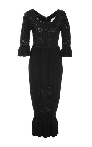 Medium alice mccall black black mercy dress