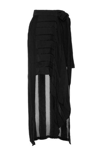Medium alice mccall black holy grail skirt