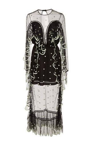 Medium alice mccall black black seniorita dress