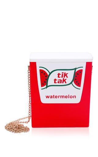 Medium urania gazelli pink watermelon clutch