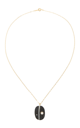 Me Too Stone Necklace by CVC STONES Now Available on Moda Operandi