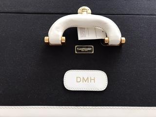 Medium t anthony 2 white hardsided packing case 2