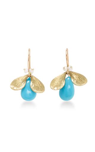 Medium annette ferdinandsen multi bug earrings