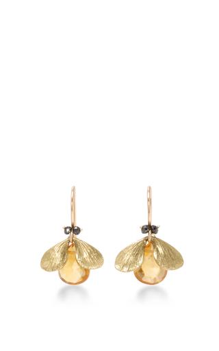 Medium annette ferdinandsen multi bug earrings 3