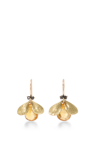 Medium annette ferdinandsen multi bug earrings 3