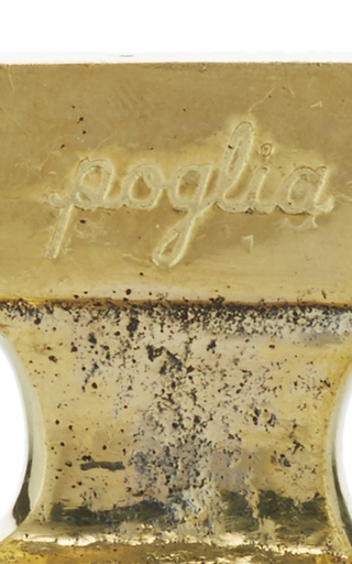Anvil Paperweight by POGLIA Now Available on Moda Operandi