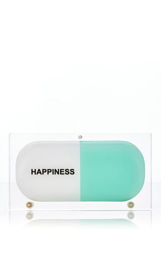 Medium sarah s bag multi dr sam mint happiness pill clutch