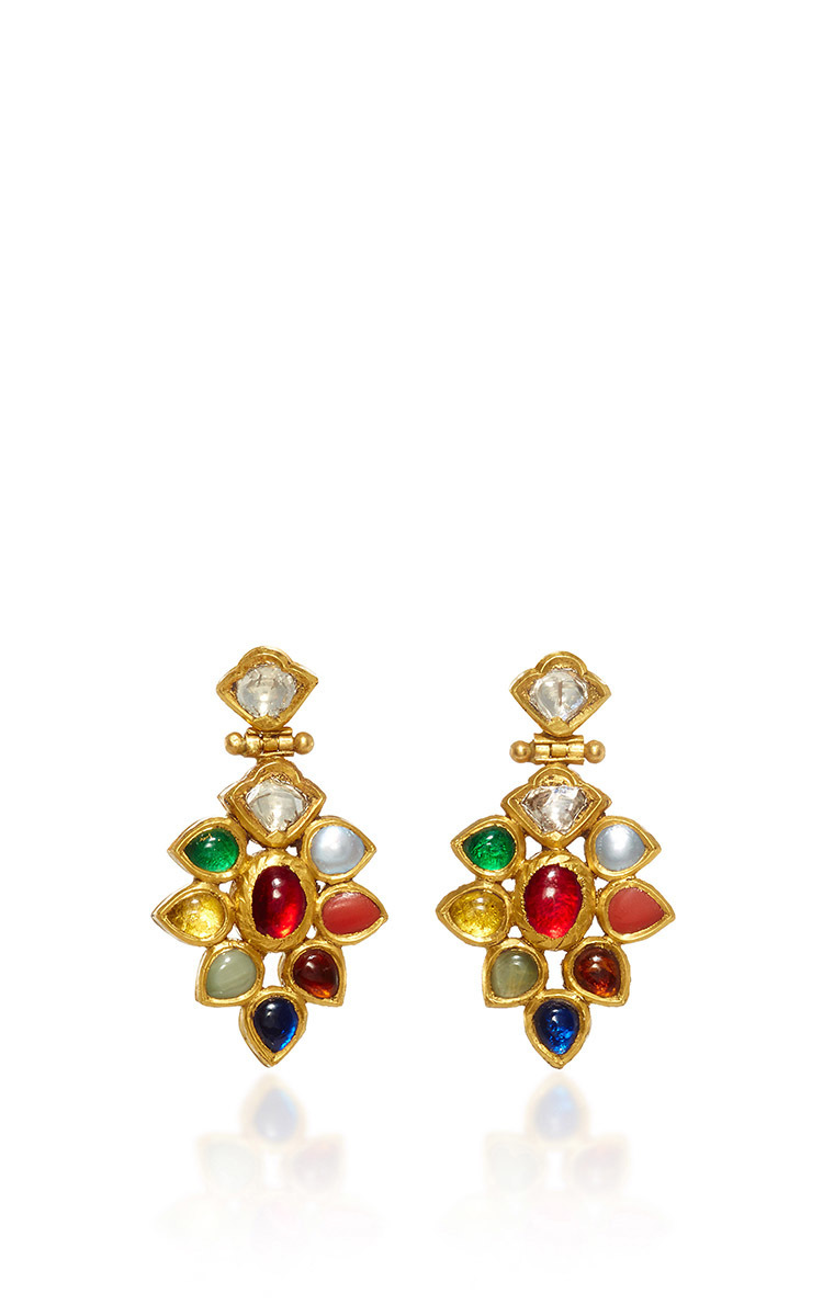 earrings gld triumph gold kanoti gallery