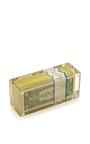 $500 Embedded In Lucite  by MANTIQUES MODERN Now Available on Moda Operandi