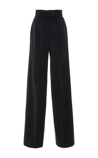 Medium caroline hayden black wide legged pants