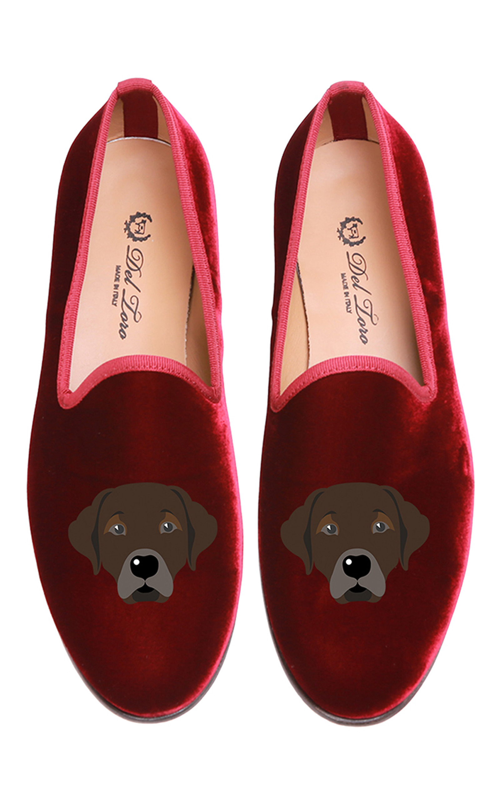 M O Exclusive Dogs by Del Toro Trunkshow
