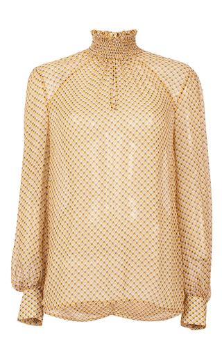 Medium baum und pferdgarten yellow mariah blouse