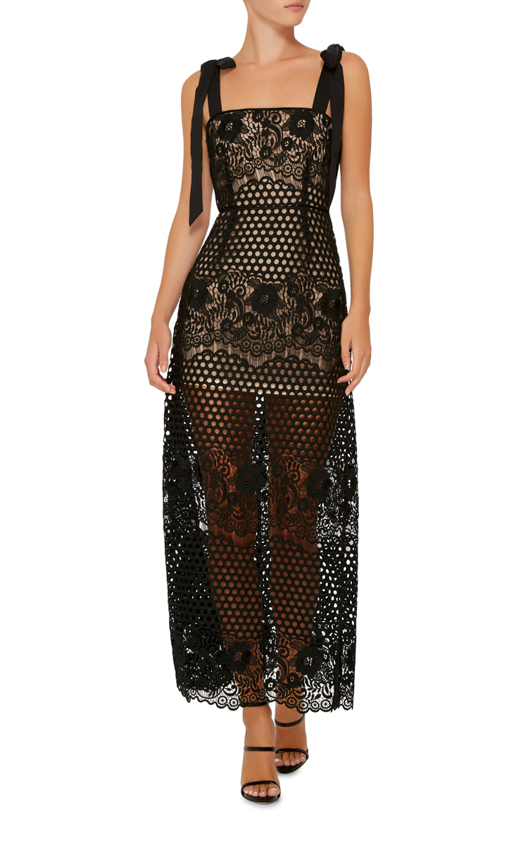 Secret Lover Lace Midi Dress By Alice Mccall Moda Operandi