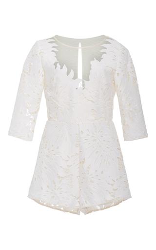 Medium alice mccall white rumours lace playsuit